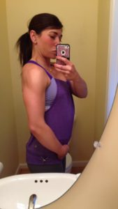 Mary Davis Fitness, Fit Pregnancy, 17 Weeks