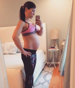 Mary Davis Fitness, Fit Pregnancy, 25 Weeks, Annapolis, Bump Photos