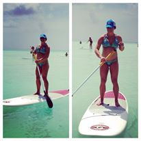 Mary Davis Fitness, Fit Pregnancy, Aruba, Babymoon